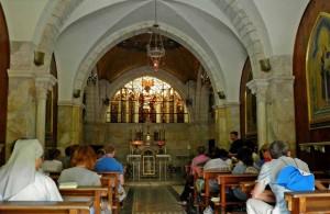 Виа Долороса, Дорога скорби, арка Ecce homo, туризм, Izrail, путешествия, Крестный Путь, религия