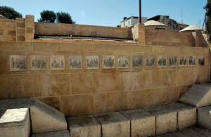 Скорбный путь, Израиль, Иерусалим, экскурсии, Via Dolorosa, религия