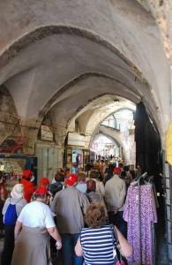 Скорбный путь, экскурсии, Via Dolorosa, Иерусалим, Израиль, религия