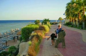 променад, отель Melia Sinai 5*, Шарм Эль Шейх, отдых в Египте, Egypt