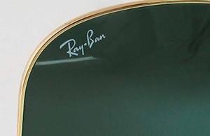солнцезащитные очки Рей Бен, правая линза, гарантия качества, лицензия от производителя, защита