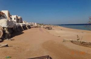 отель Мелиа Синай, заброшенная долговременная стройка по соседству, отзыв об отдыхе, курорт Шарм, Египет, впечатления