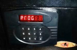 Два направления защиты сейфа в отеле, механические блокировочные средства, коррекция электроники