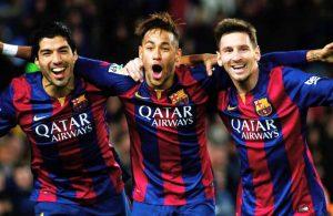 запрет на ношение формы испанской футбольной команды Барселона, 135 тысяч долларов штрафа, реклама авиакомпании Qatar Airways, Саудовская Аравия, ОАЭ, Египет