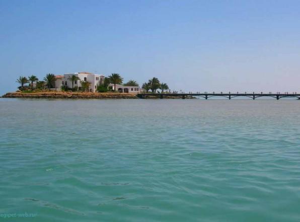 эль Гуна — маленькое государство внутри Египта