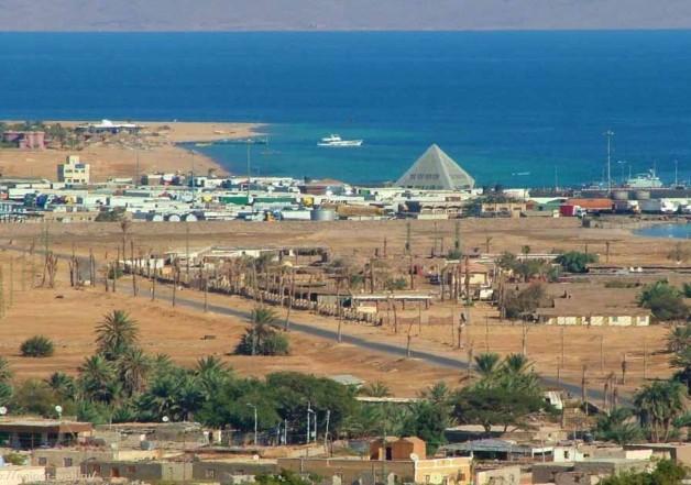 Курорт Нувейба – оазис патриархальности