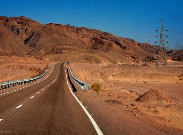 Полуостров Синай. Особенности местной жизни