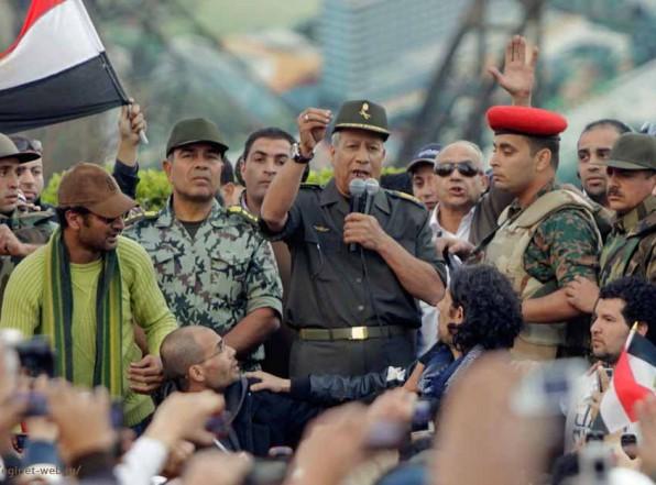 Выборы в Египте. Страна без Конституции.