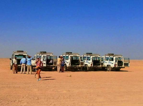 Обман при заказе экскурсии в Египте. Реалии арабского мира