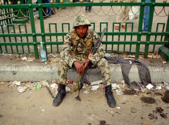 Военный переворот в Египте неизбежен. Новости Египта сегодня