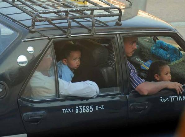 Хроника политической обстановки в Египте. Июль — август 2013
