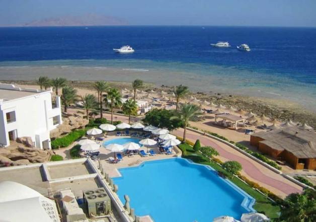 Сервис 3 звезды по цене 5 в отеле Мелиа Синай — экономическая дыра по-египетски