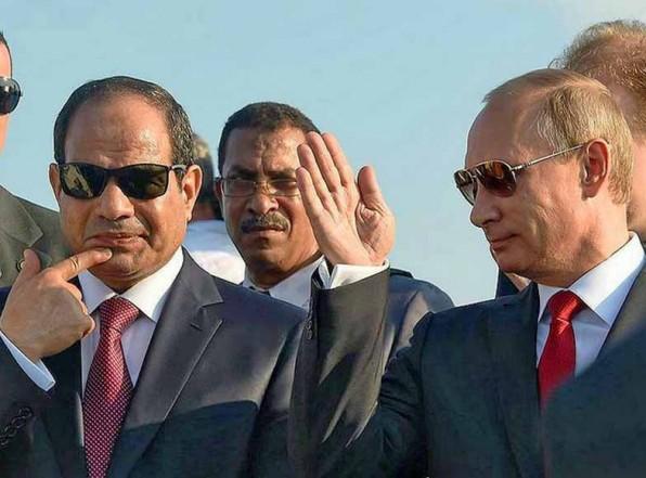 Чего Египет хочет от России. Двойная политика