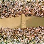 Давка в Мекке во время хаджа. 717 погибших