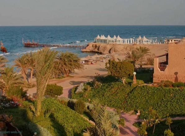 Марса Алам — развивающийся египетский курорт