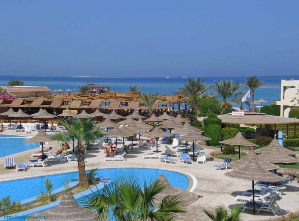 «Club Azur Resort 4*». Макади бей. Минусы отеля. Итоги