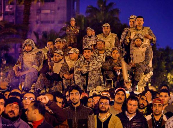 Выборы в Египте. Смутное время 2012