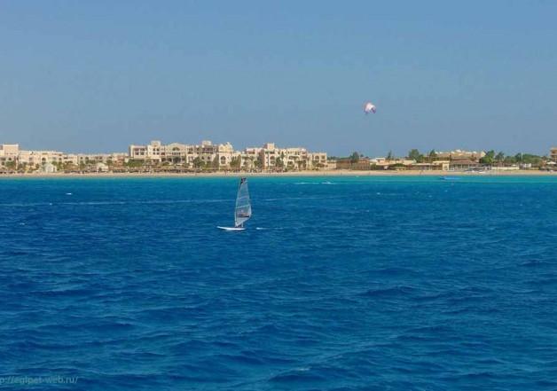 Сафага – самый жаркий египетский курорт