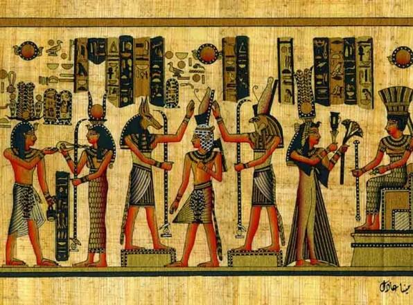 Обман туриста в Египте. Практика в сувенирной лавке