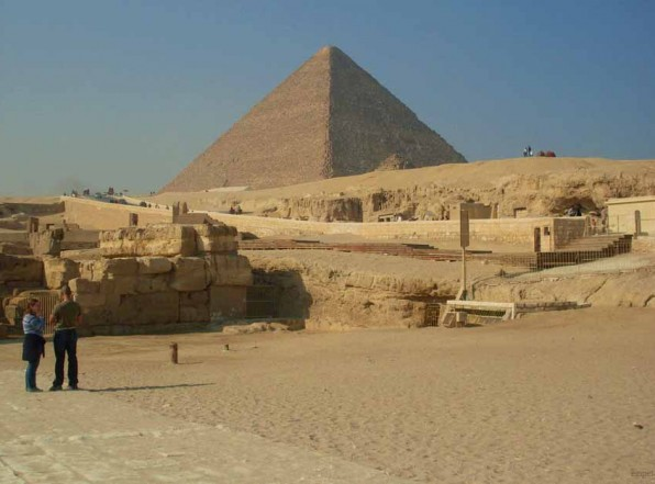 Египет. Увидеть пирамиды и удивиться