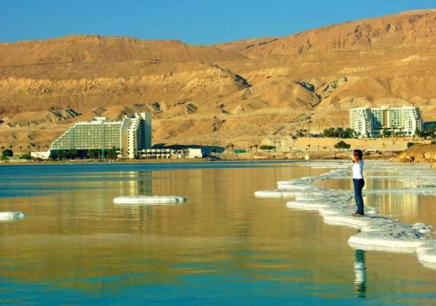 Отдых на Мертвом море за один день