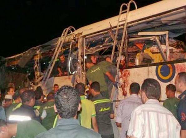 Ночное ДТП в Египте. Шоссе в никуда для 38 человек