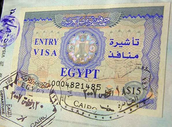 Египет перенес срок введения виз для самостоятельных путешественников